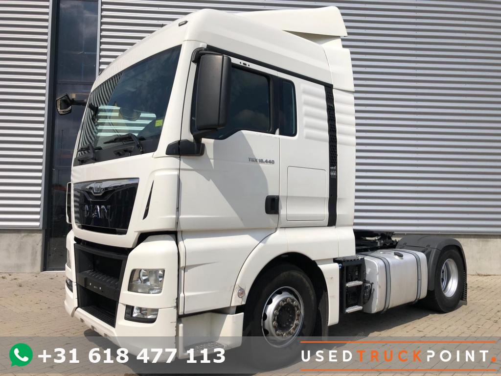 MAN TGX 18.440 XLX BLS / Retarder / Euro 6 / 524 DKM