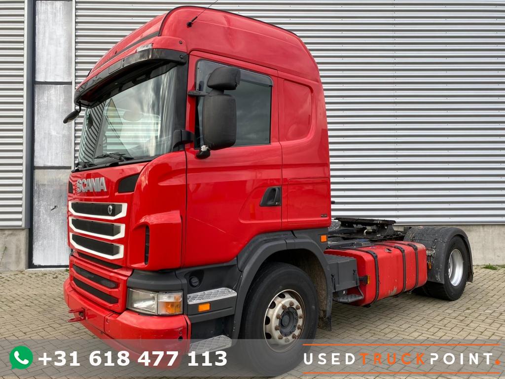 Scania G400 / Highline / Retarder / Euro 5 / Belgium Truck
