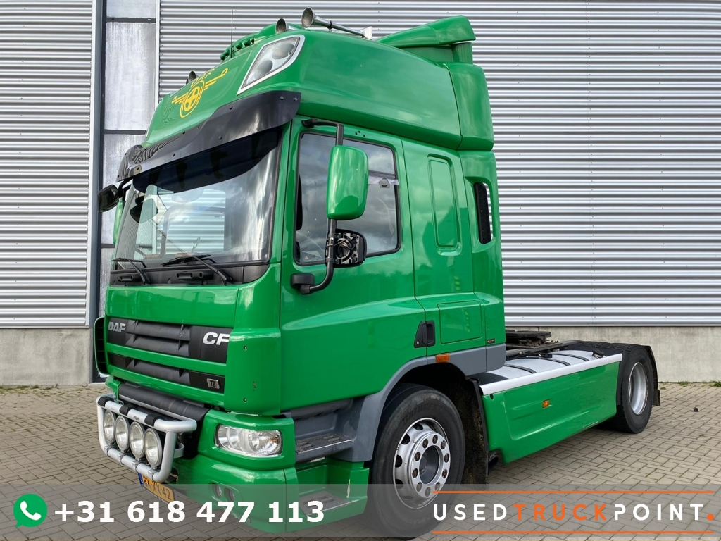 DAF CF 360 SC / 2 Tanks / Frigo / Euro 5 / NL-Truck