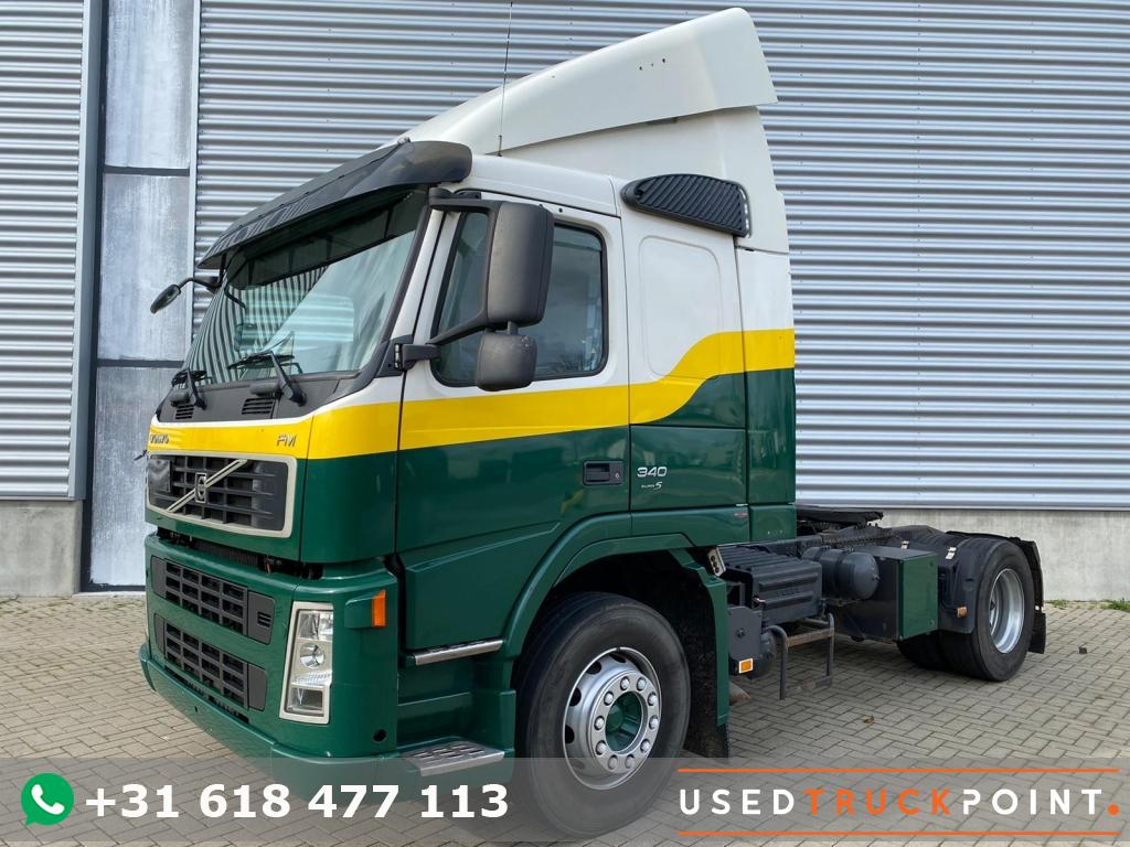 Volvo FM 340 / Manual / Euro 5 / 647 DKM / TUV: 9-2020 / Belgium Truck