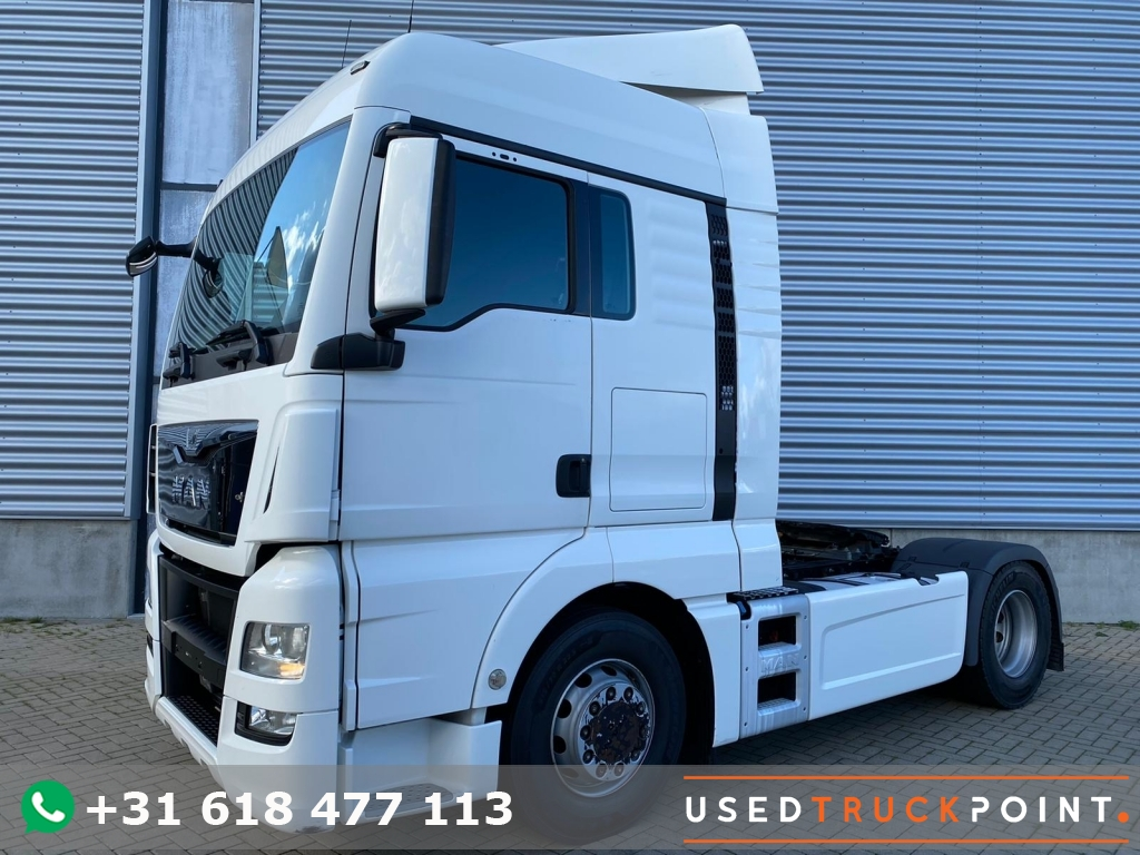 MAN TGX 18.480 XLX BLS / Intarder / New Tires / Euro 6 / Frigo / 2 Tanks