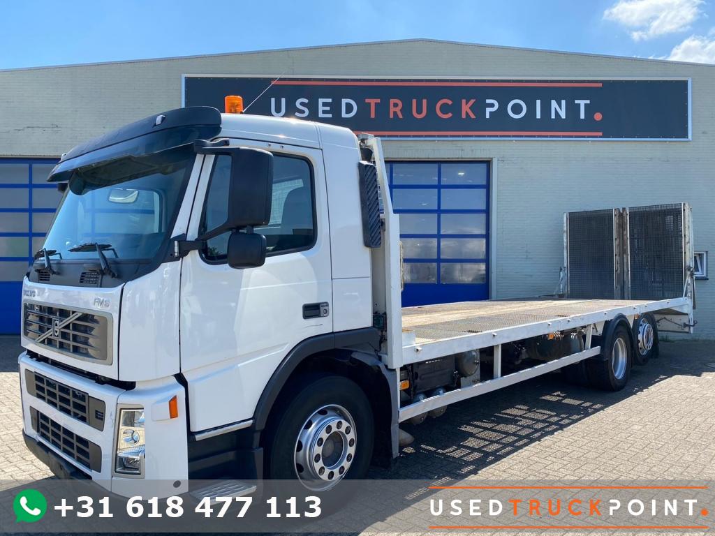 Volvo FM300 / 6X2 / Machine Transport / Ramps & Winch / Belgium Truck