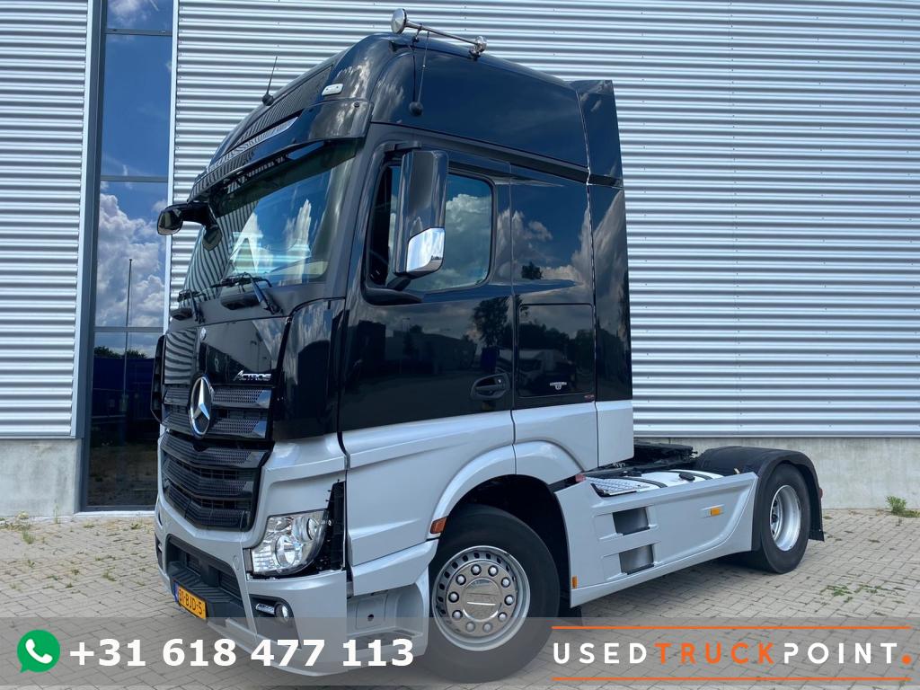 Mercedes-Benz ACTROS 1842 / Giga Space / Retarder / Euro 6 / TUV: 1-2021 / NL-Truck