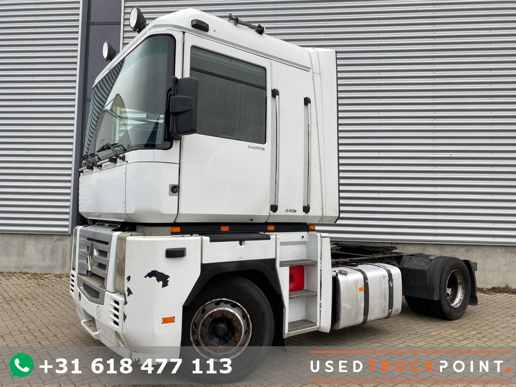 Renault Magnum 440 DXI / Airco / Automatic / Euro 3 / 2 Beds