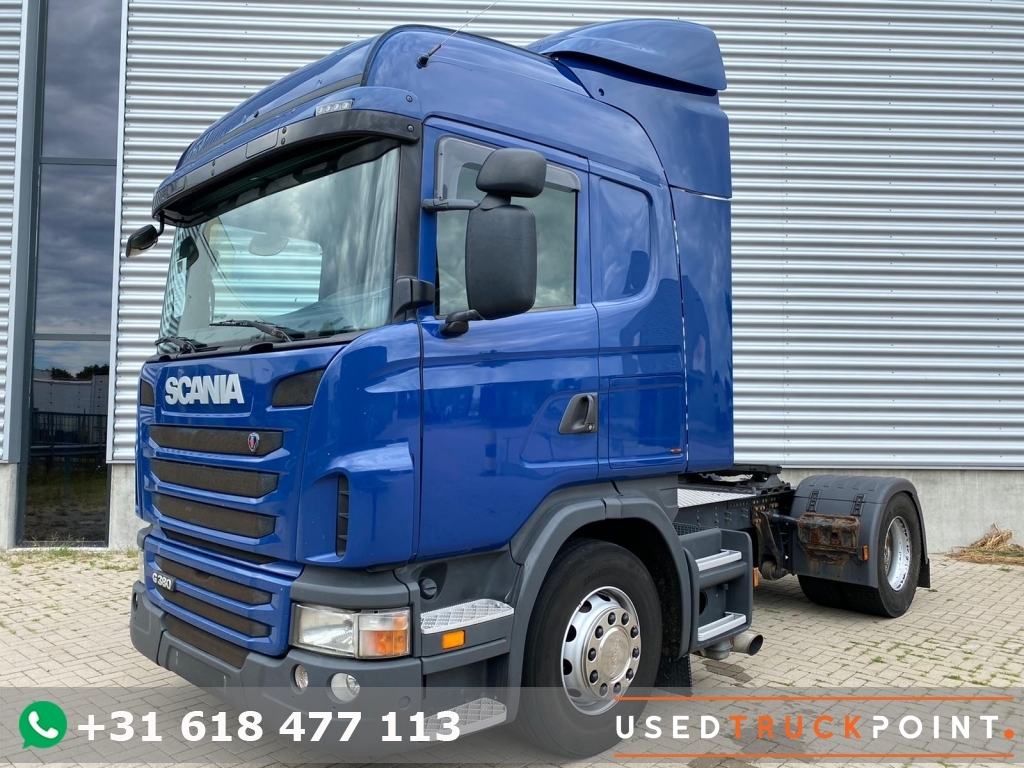 Scania G380 Highline / AdBlue / Euro 5 / Belgium Truck / 7 IN STOCK!!