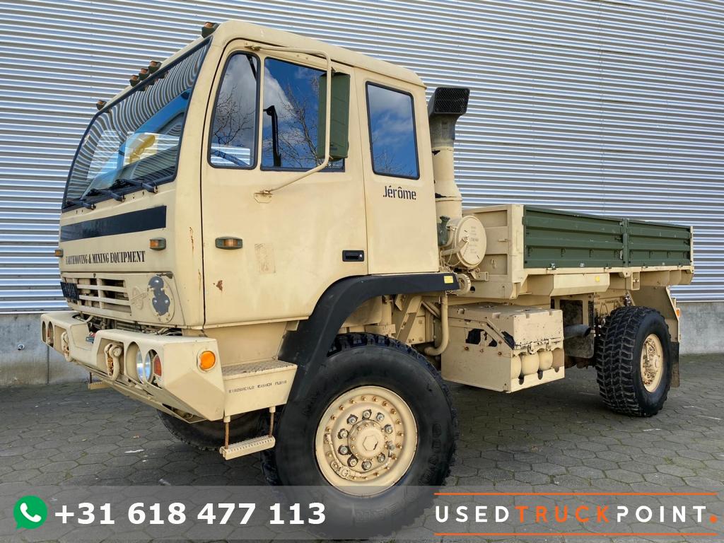 Steyr M1078 / 4652 Miles / 4X4 / Top Conditie / Belgium Truck