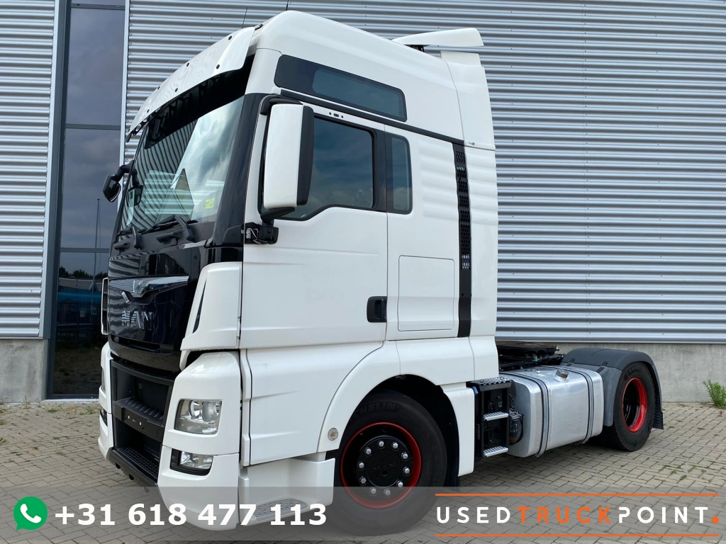 MAN TGX 18.480 XXL BLS / Intarder / New Tires / Frigo / Euro 6