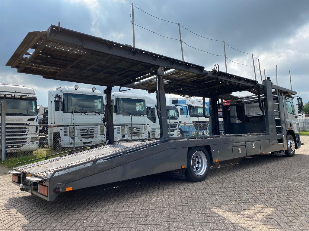 DAF CF 65.220 / Manual / Euro 3 / Airco / Tijhof / Winch / TUV: 2-2022 / NL Truck