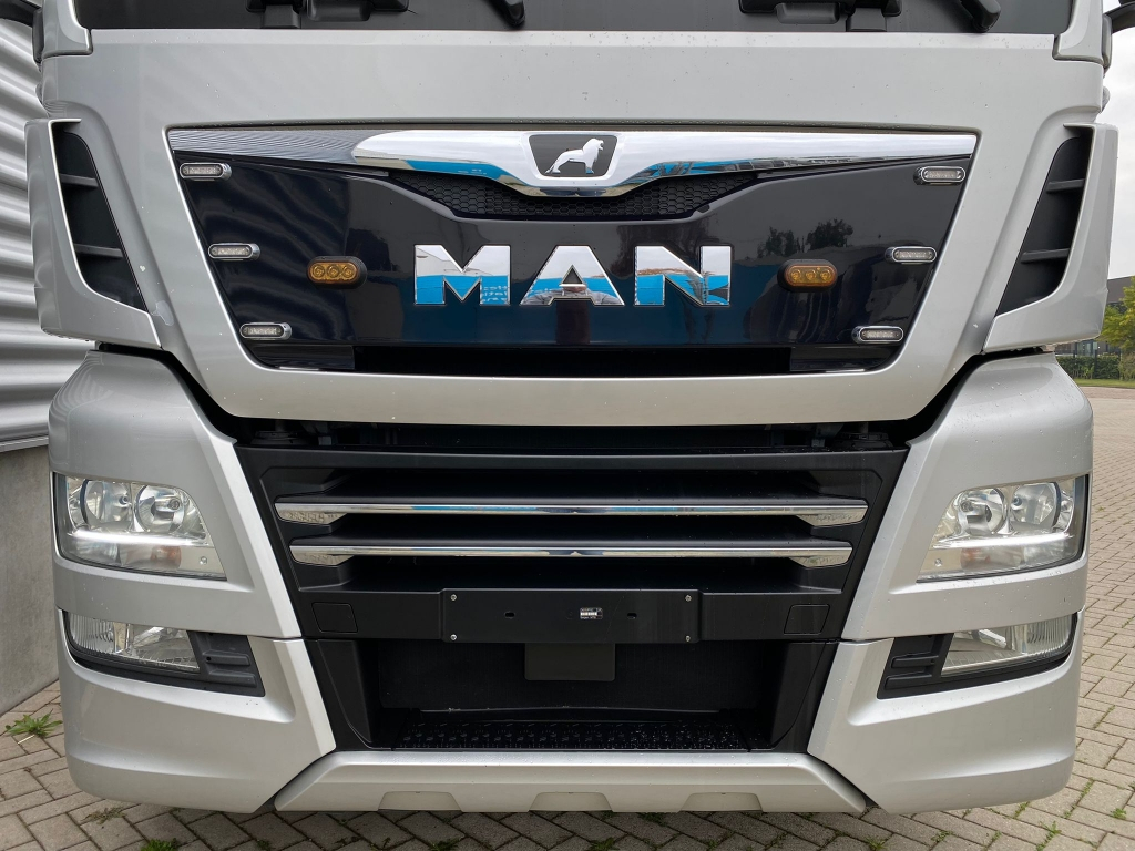 MAN TGX 18.500 XLX / Intarder / Hydraulic / Euro 6 / 465 DKM / Belgium Truck