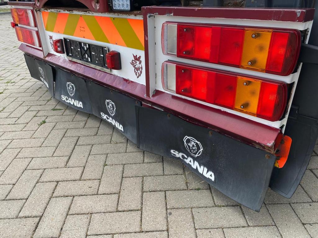 Scania R 500 / Topline / 6X2 / Showtruck / Manual
