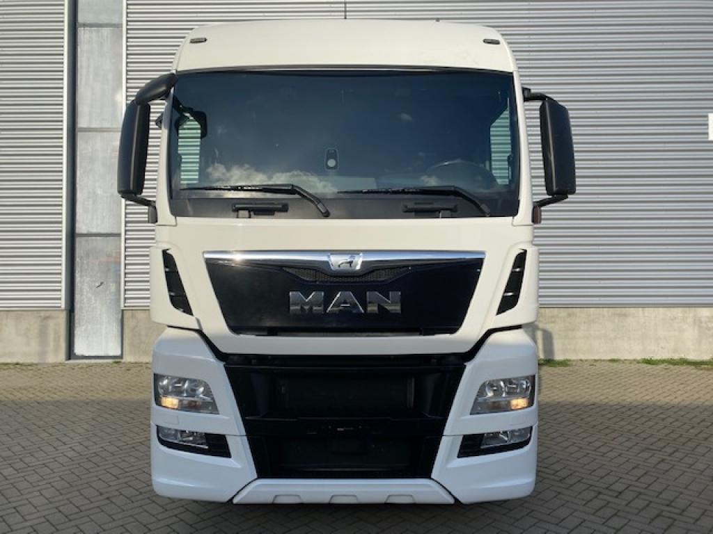 MAN TGX 18.480 XLX BLS / Intarder / Euro 6 / Frigo / 2 Tanks / TUV: 5-2020
