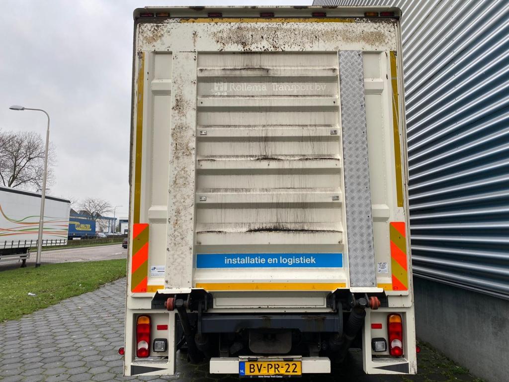 Volvo FL 280 / Manual / Euro 5 / Airco / Tail Lift / TUV: 5-2020 / NL-Truck