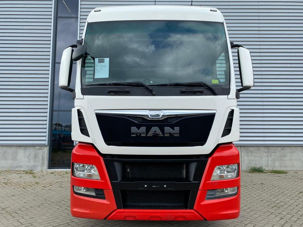 MAN TGX 18.480 XXL BLS / Intarder / New Tires / Frigo / Euro 6