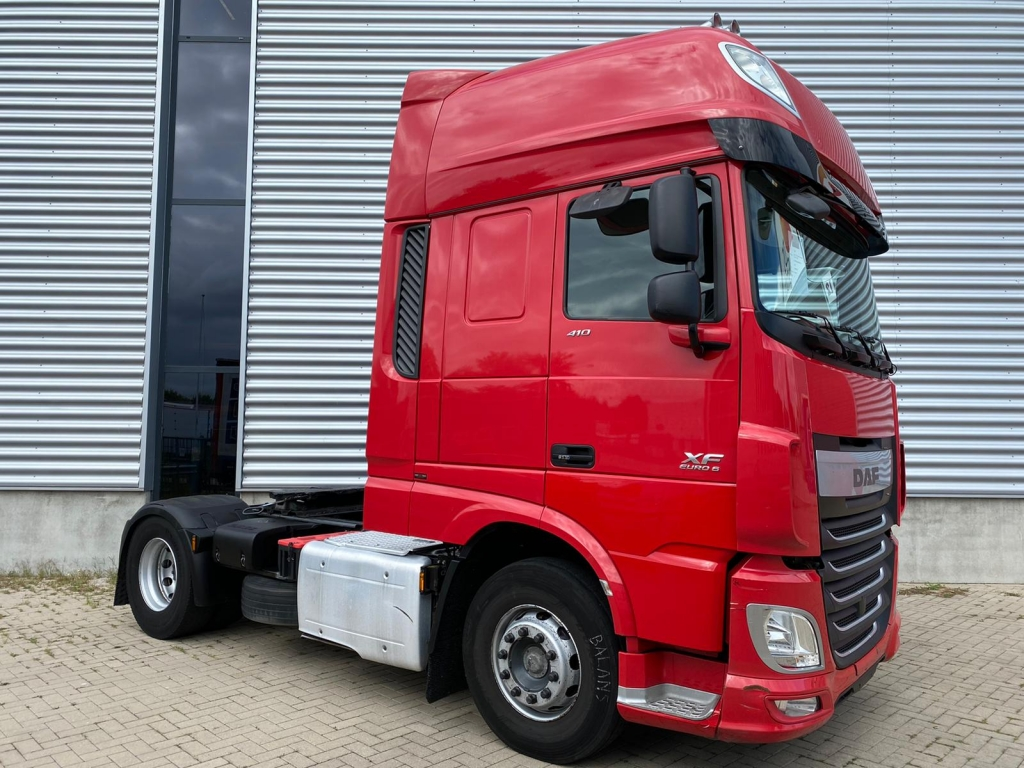 DAF XF 410 SSC / Manual / Euro 6 / Frigo