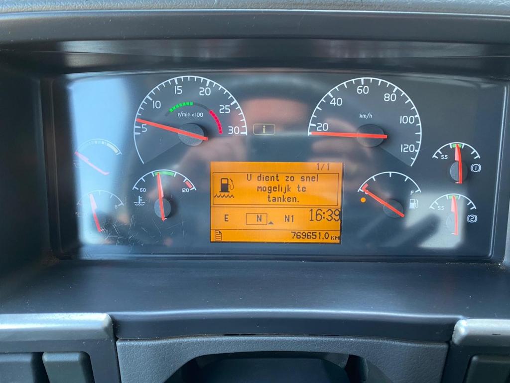 Volvo FM12 420 / VEB+ / Euro 3 / Belgium Truck