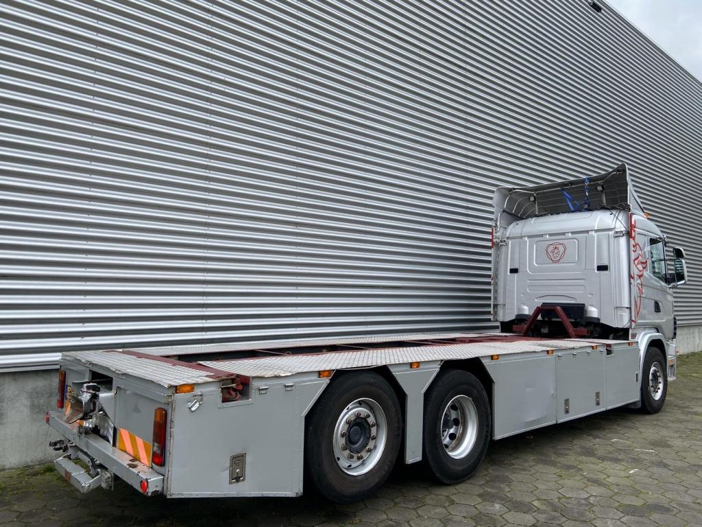 Scania R 144L-460 / 6X2 / Manual / Euro 2 / V8 / Airco / NL-Truck