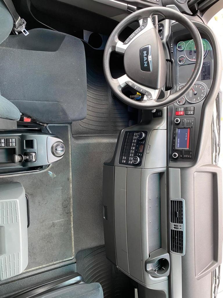 MAN TGX 18.480 XXL BLS / Intarder / New Tires / Euro 6