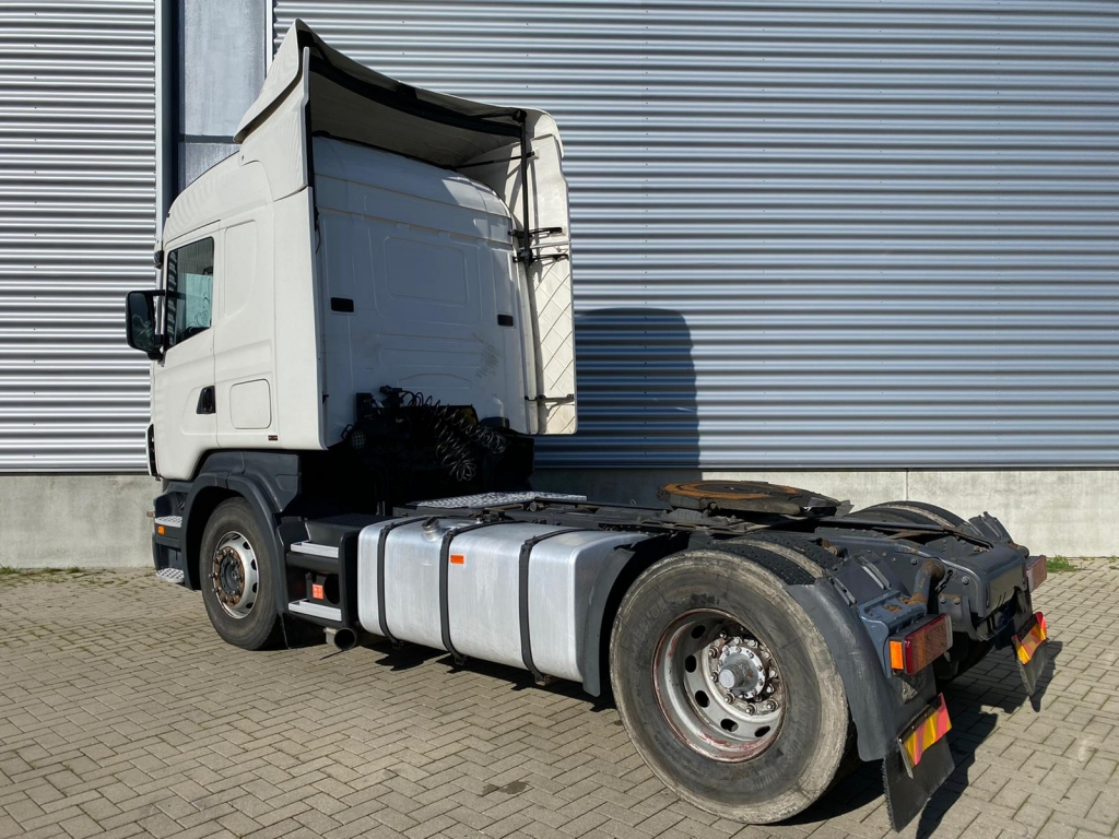 Scania R420 / Highline / Manual / Retarder / Euro 3