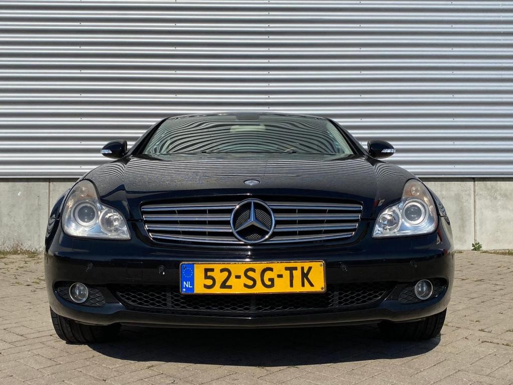 Mercedes-Benz CLS 350 / 1-2021 Young Timer / APK 5-2021 / NL Car