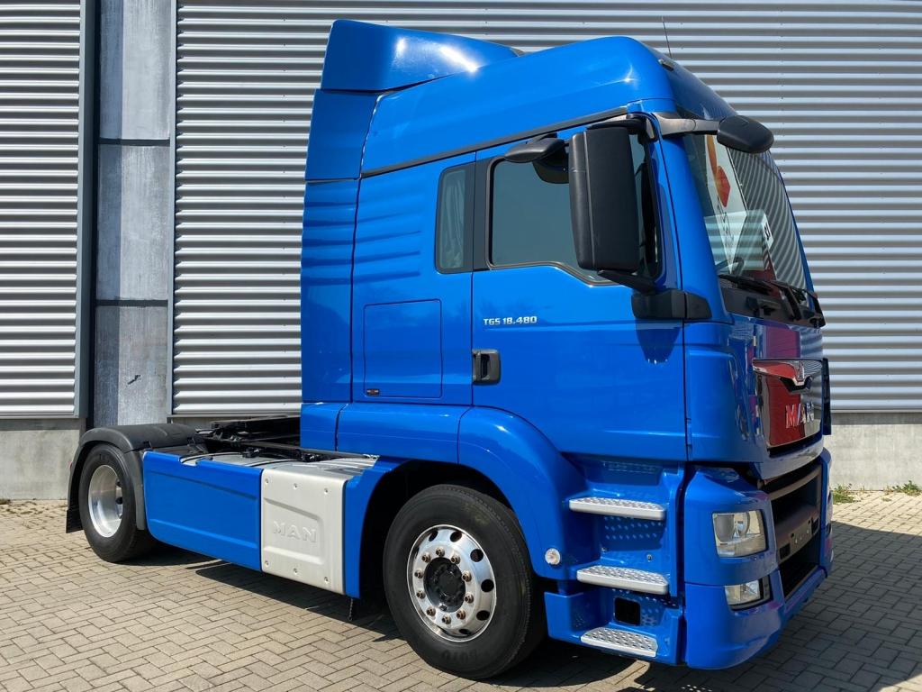 MAN TGS 18.480 / Intarder / Euro 6 / Frigo