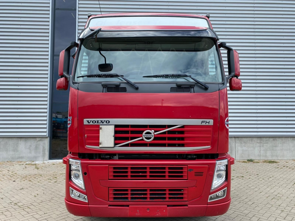 Volvo FH 420 / Euro 5 / 292 DKM / VEB+ / 2 Tanks / Chassis nr: DB