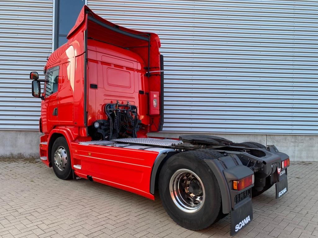 Scania G 440 Highline / Retarder / Euro 5 / 425 DKM / Frigo / 2 Tanks