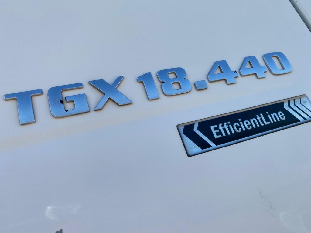 MAN TGX 18.440 XLX BLS / Intarder / Euro 6 / Frigo / 2 Tanks