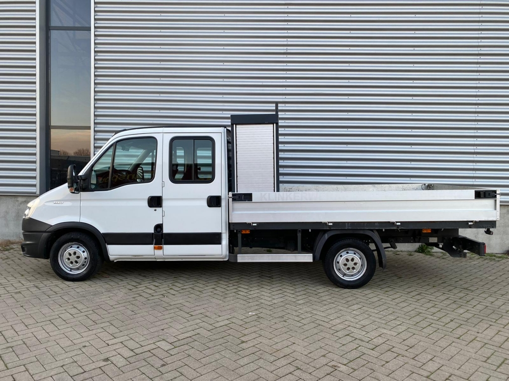 Iveco Daily 35S17 / Open Laadbak / Manual / 5 Zits / TUV: 2-2021