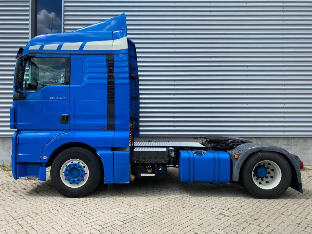 MAN TGX 18.400 XLX / Euro 5 / 2 Tanks / Belgium Truck