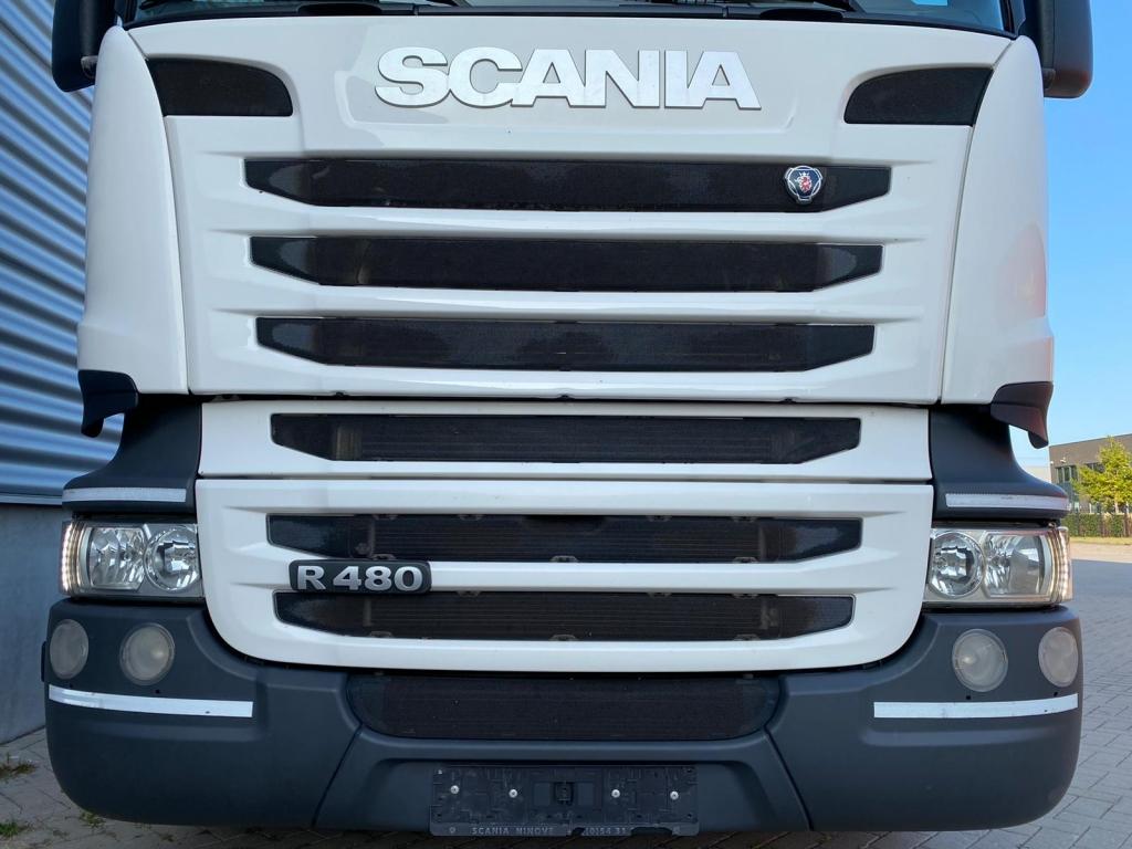 Scania R 480 Streamline / Ad Blue / Manual / Retarder / Euro 5 / Full Air