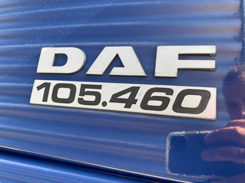 DAF XF 105.460 SC / Retarder / Euro 5 / 2 Beds