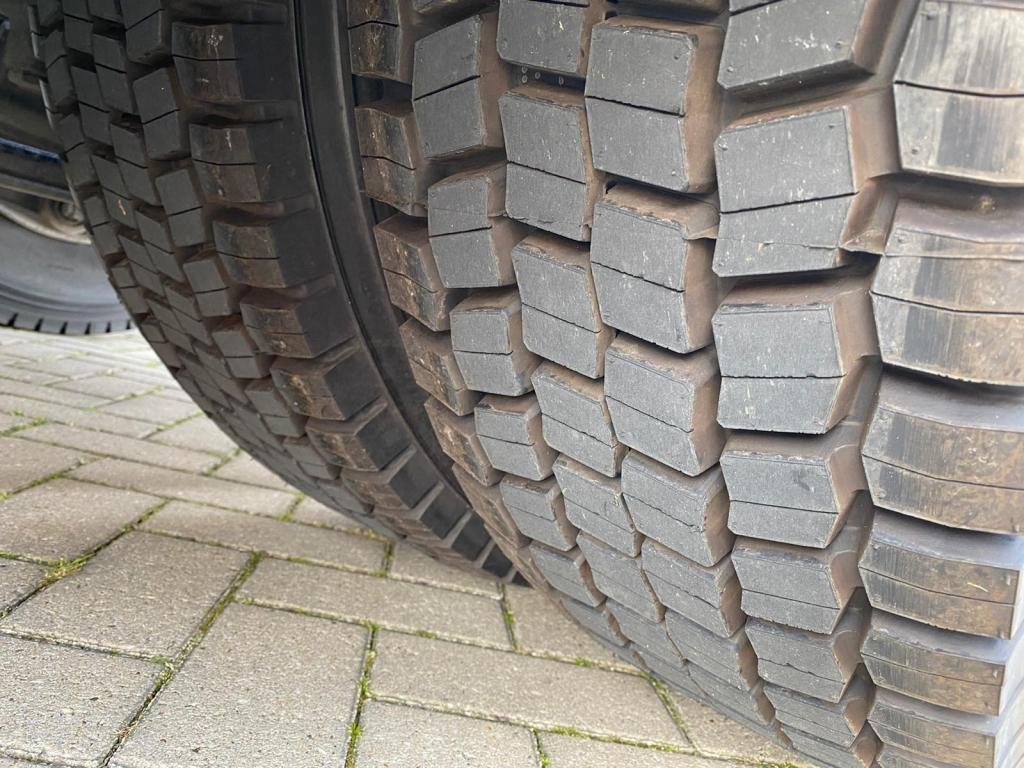 MAN TGX 18.440 XLX BLS / Intarder / Euro 6 / New Tires / Frigo / 2 Tanks