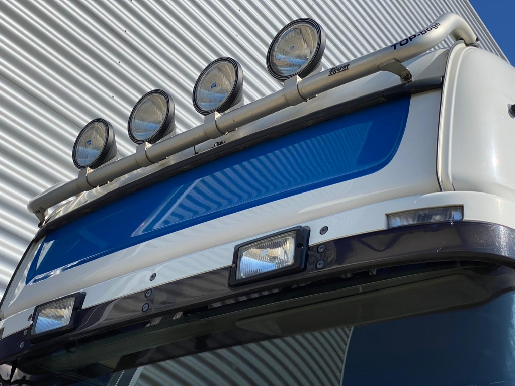 Scania R480 / Topline / Retarder / 696 DKM / Belgium Truck