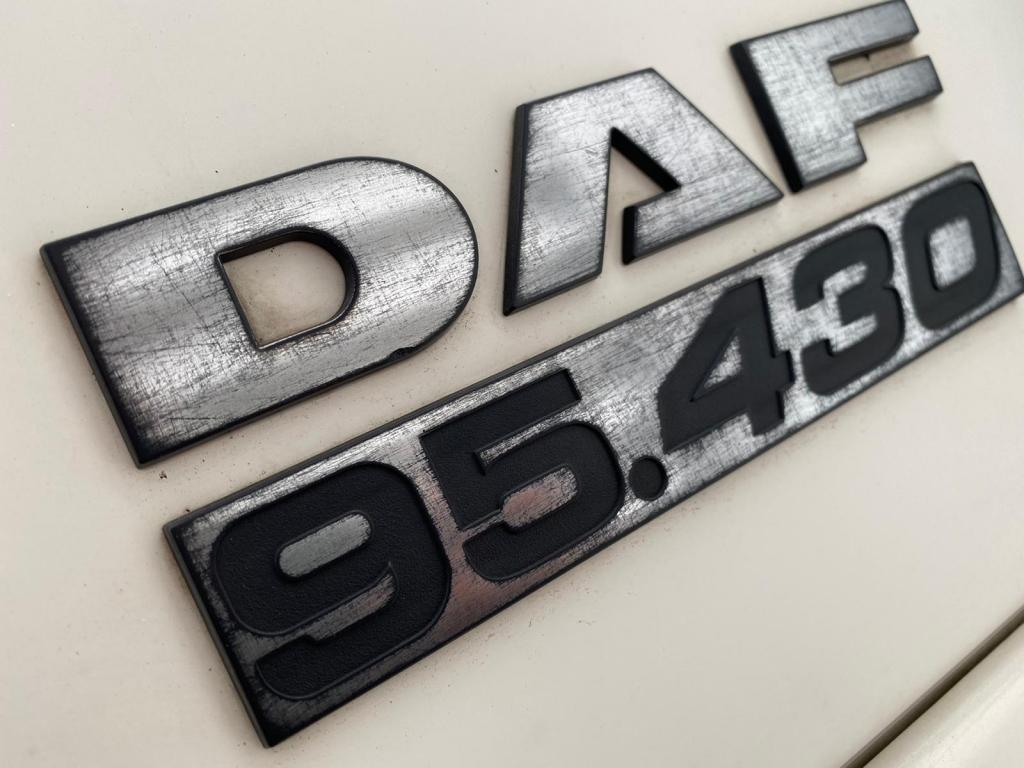 DAF XF 95.430 SC / Euro 3 / 2 Tanks / 4 In Stock!!!