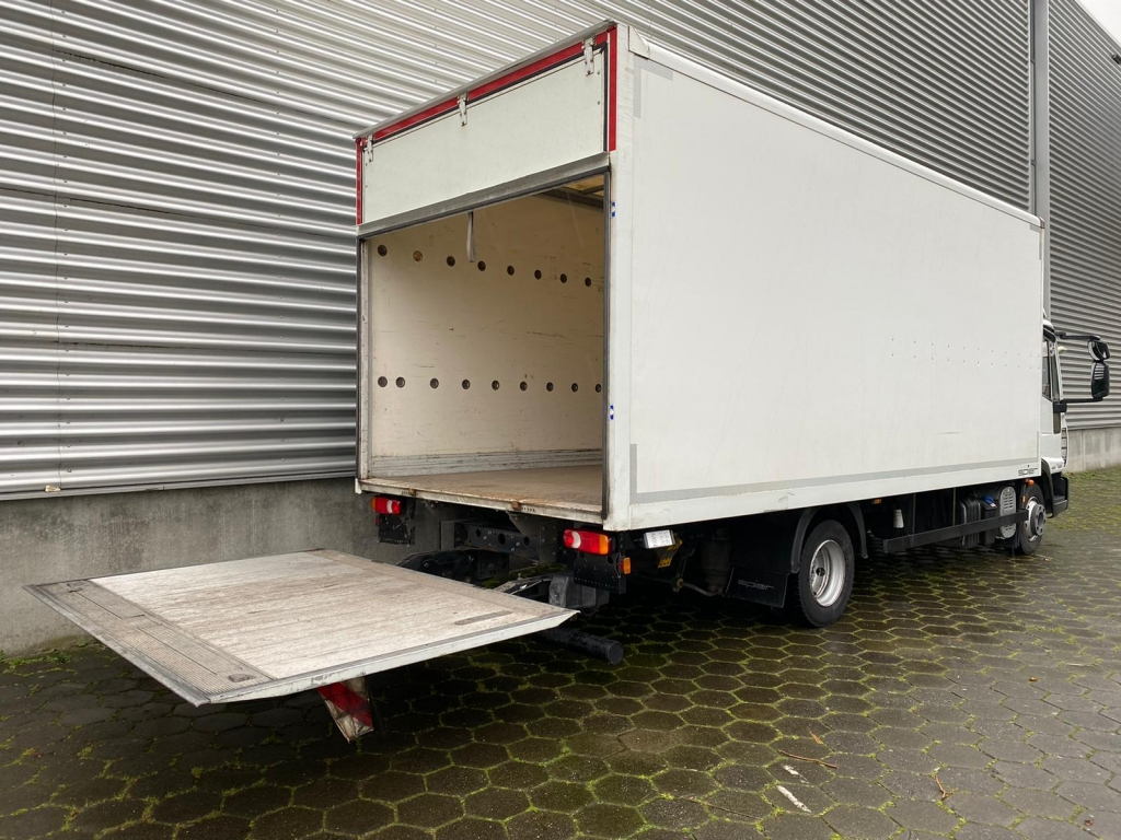 Iveco Eurocargo 75E18 / Manual / EEV / 2013 / 202 DKM / TUV: 8-2020 / Belgium Truck