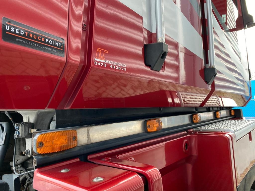 Renault MAGNUM 480 DXI / Hydraulic / 567 DKM Only!! / Frigo / TUV: 7-2021 / Belgium Truck