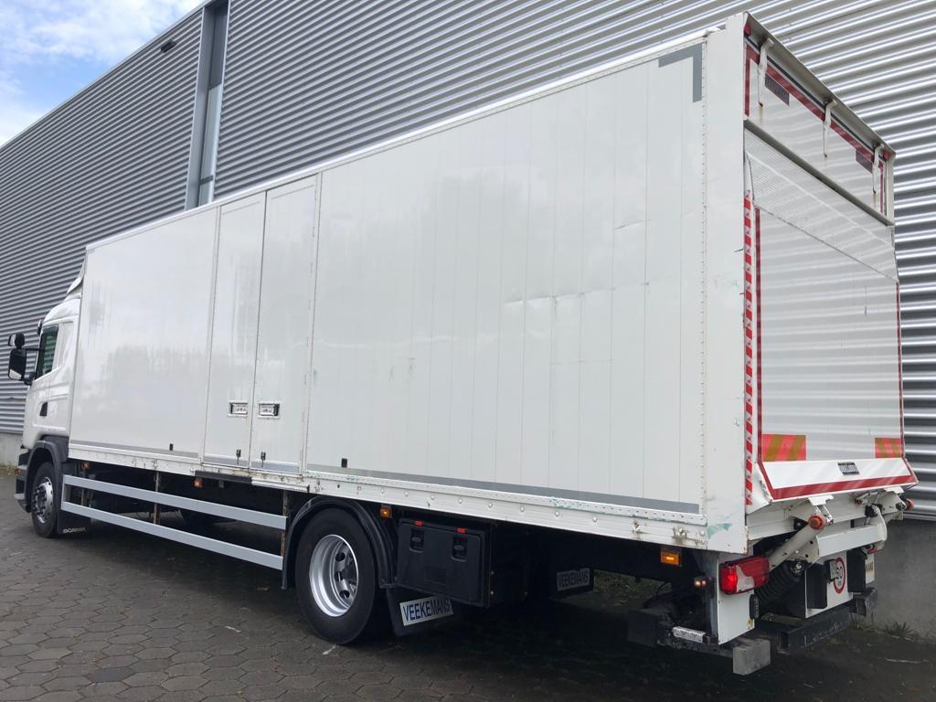 Scania G400 / Retarder / Tail Lift  / AD Blue / 354 DKM / Belgium Truck